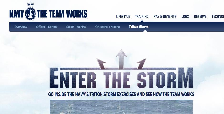 Nominee - Triton Storm