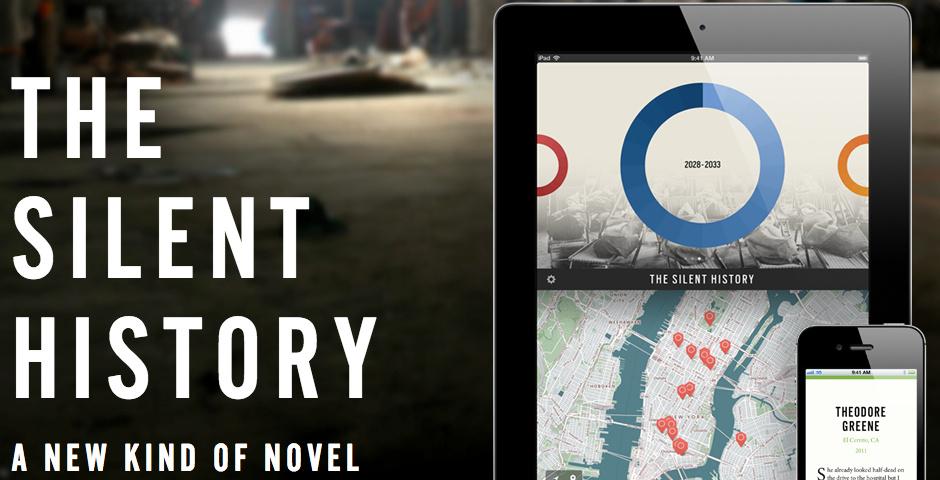 2013 Webby Winner - The Silent History
