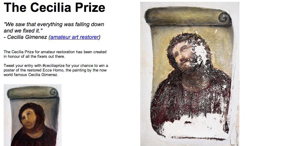 Nominee - Cecilia Prize