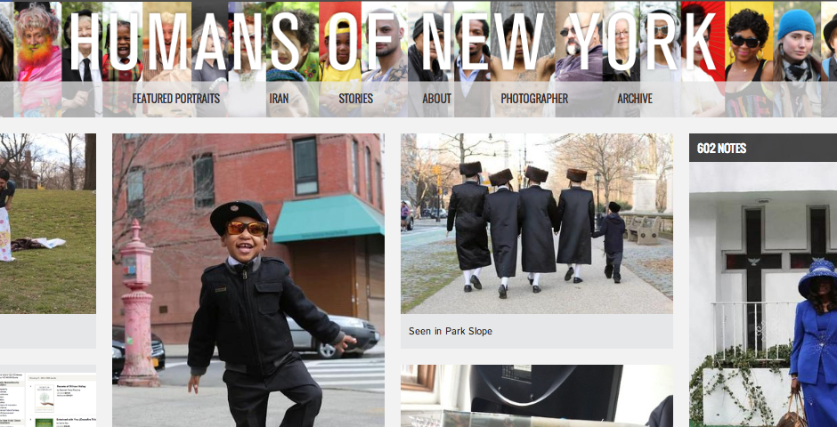 People's Voice - Humans of New York