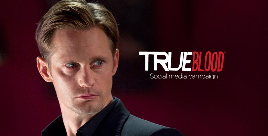 Nominee - True Blood Social Media