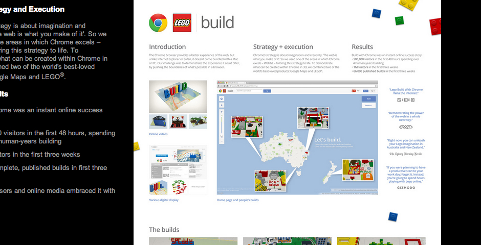 Nominee - Build with Chrome