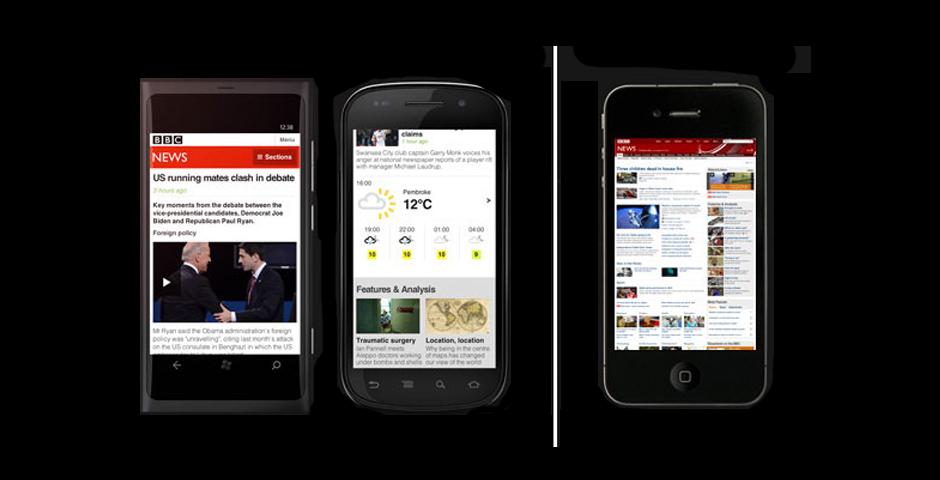 Nominee - BBC News mobile