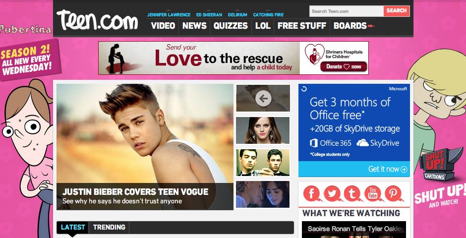 Nominee - Teen.com