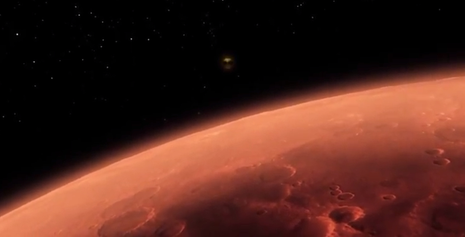 Nominee - NASA's Curiosity Mars Rover Social Media