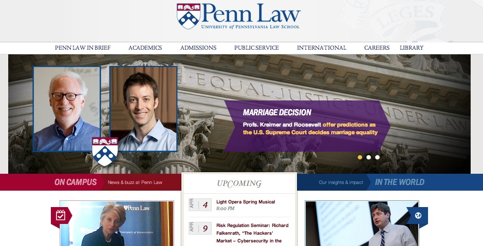People's Voice - University of Pennsylvania Law School