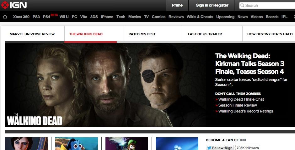 Nominee - IGN.com