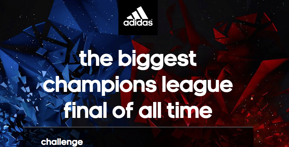 2013 Webby Winner - The biggest Champions League Final of all time