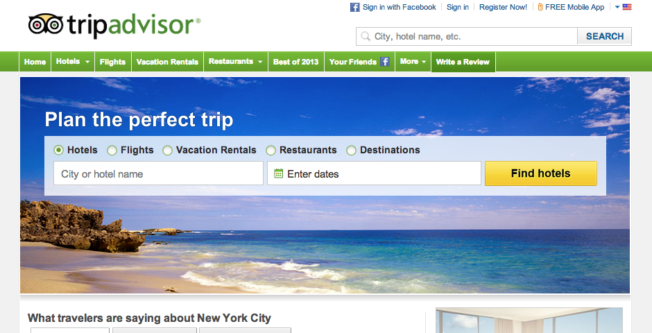 People's Voice - TripAdvisor