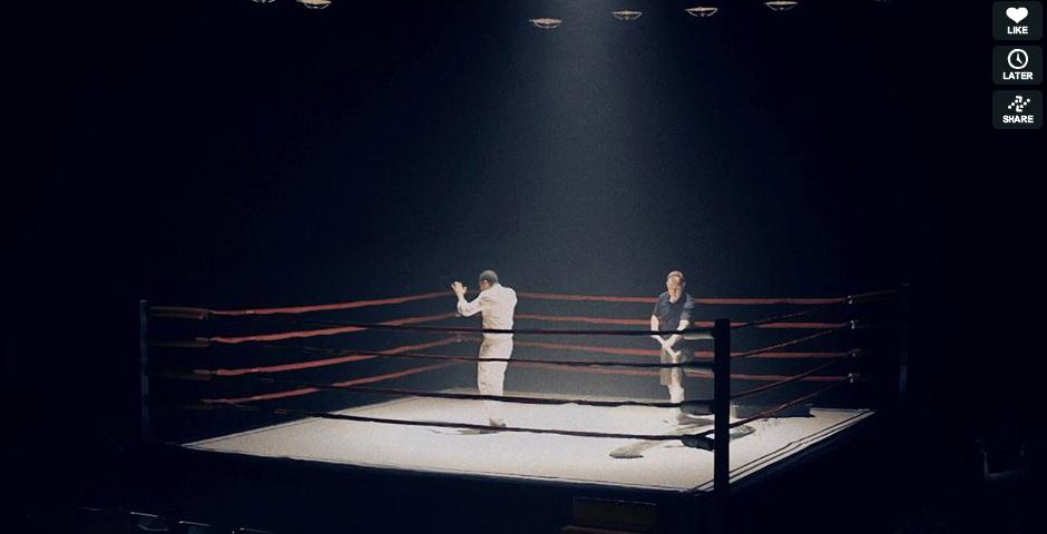 Webby Award Nominee - Muhammad Ali - The Greatest Words