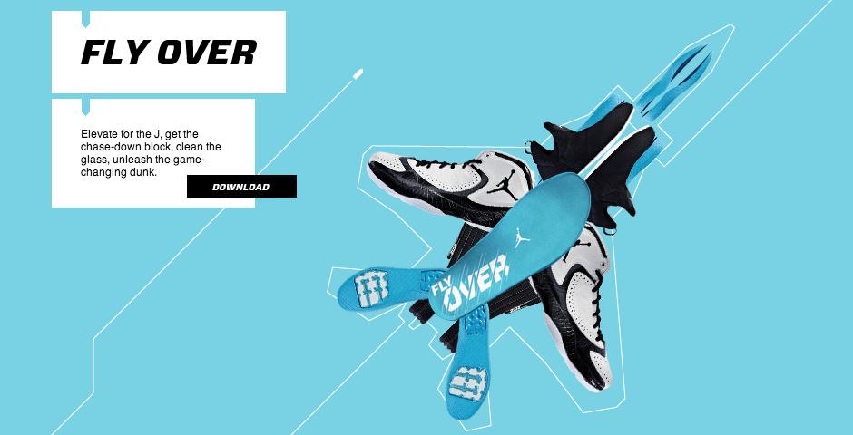 Webby Award Nominee - Air Jordan 2012