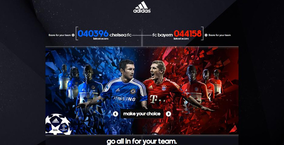 Nominee - The biggest Champions League Final of all time