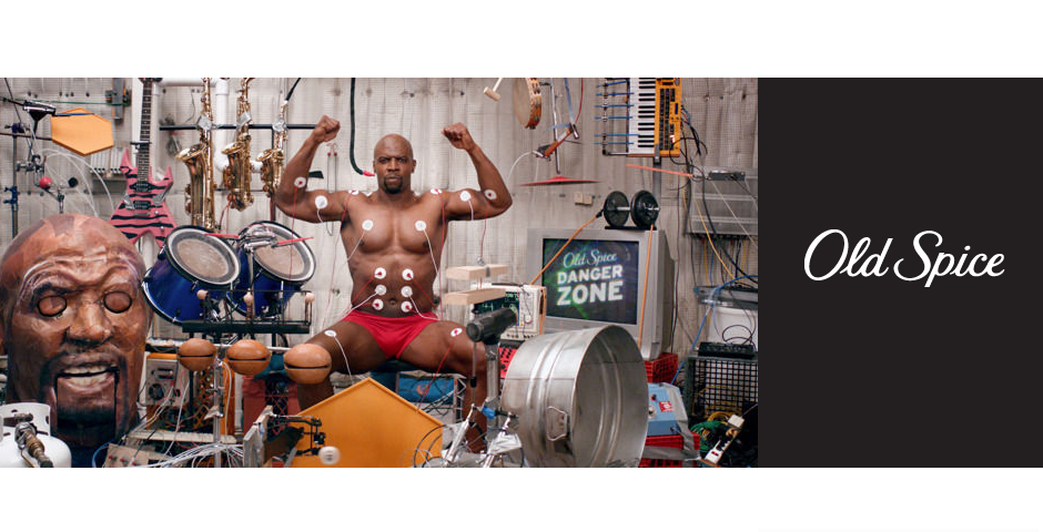 People's Voice - Old Spice Muscle Music