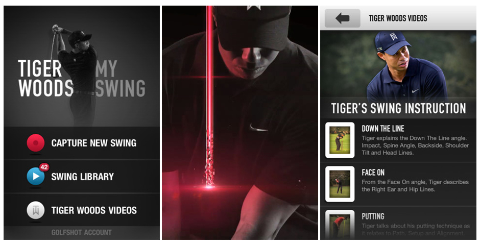 Nominee - Tiger Woods: My Swing