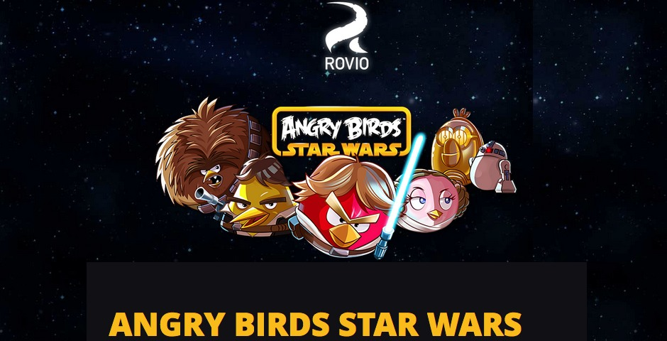 People's Voice / Webby Award Winner - Angry Birds Star Wars