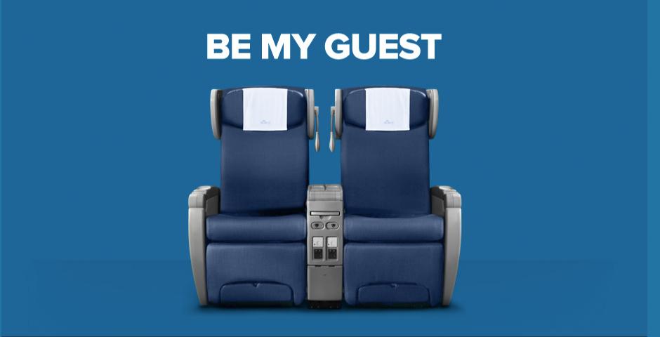 Webby Award Winner - KLM Be My Guest