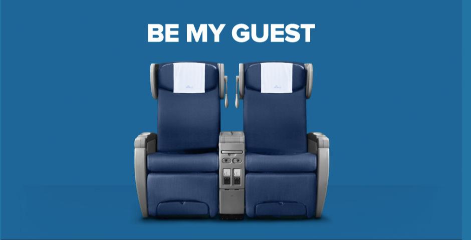 2013 Webby Winner - KLM Be My Guest