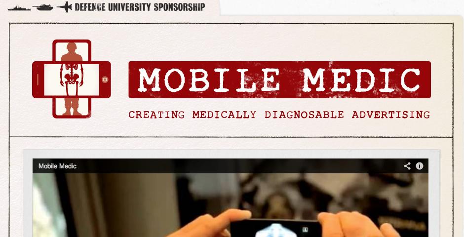 Nominee - Mobile Medic