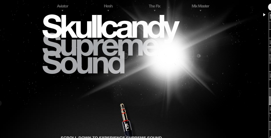 Nominee - Skullcandy Supreme Sound Journey