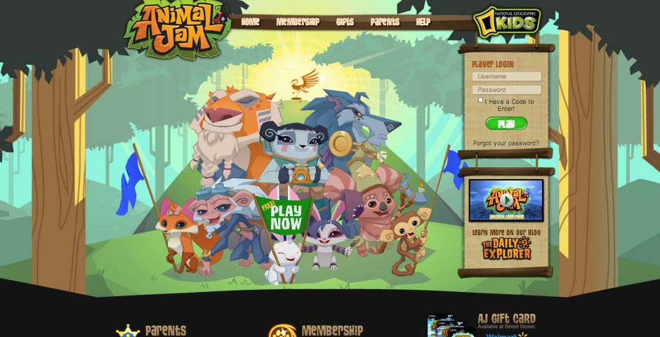 Nominee - Animal Jam