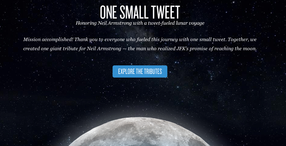 Nominee - One Small Tweet