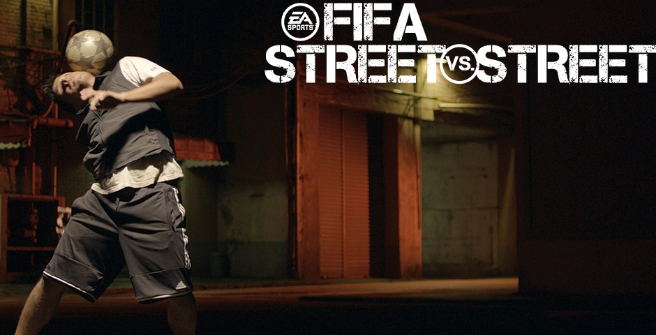 Nominee - EA FIFA Street vs Street