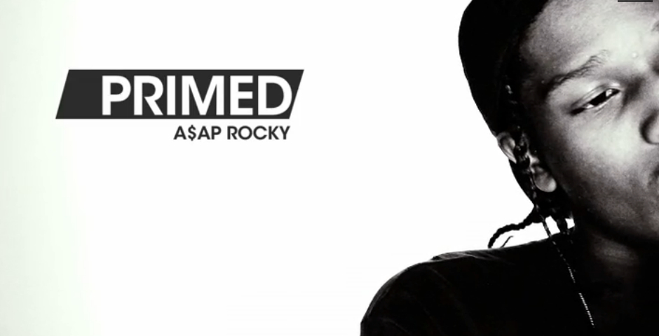 Nominee - Music Choice Primed: A$AP Rocky