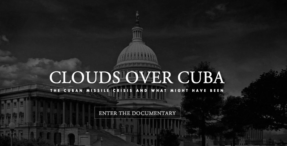 Nominee - Clouds Over Cuba