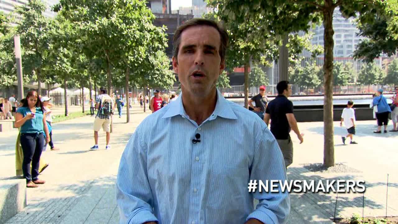 Nominee - 9/11 Memorial Offers Quiet Amid New York Chaos, Designer Michael Arad Says