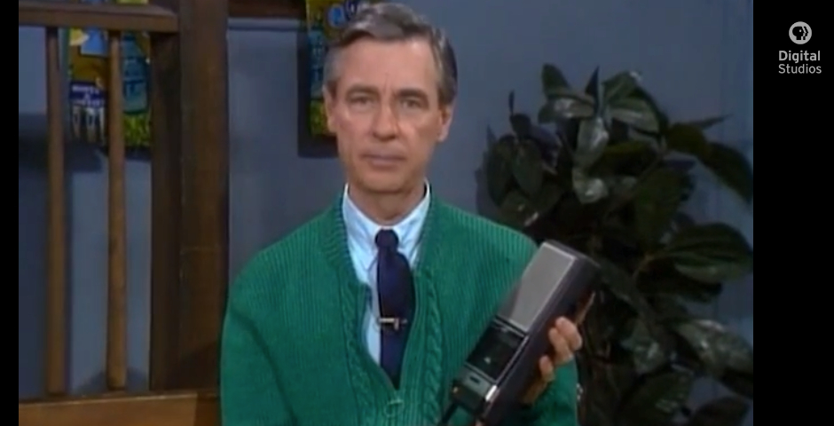 Webby Award Winner - Mister Rogers Remixed: Garden of Your Mind