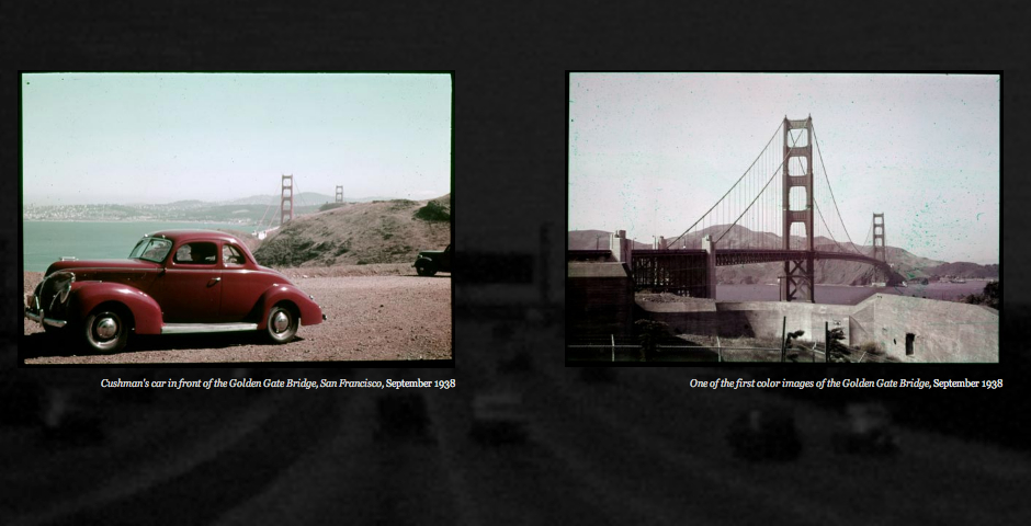 Nominee - Found Photos: The 1930s In Full Color