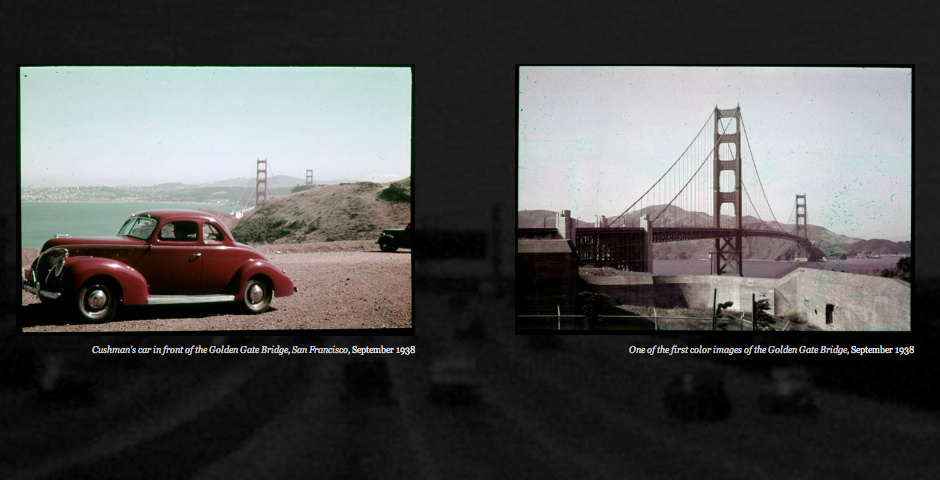Webby Award Nominee - Found Photos: The 1930s In Full Color
