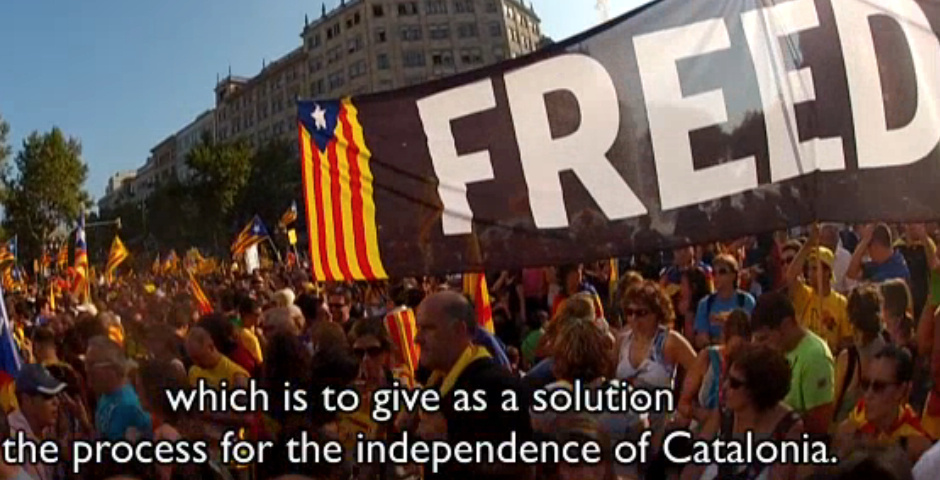 Webby Award Nominee - More than a club: FC Barcelona and Catalonia\'s road to independence