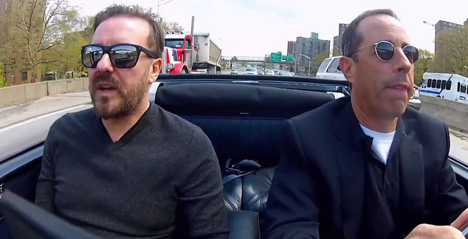 Webby Award Nominee - Comedians in Cars Getting Coffee