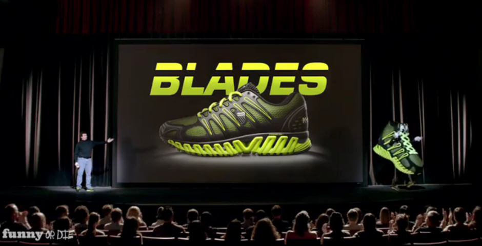 Nominee - K-Swiss Blades by Kenny Powers