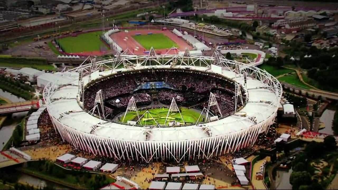 2013 Webby Winner - BBC Olympics