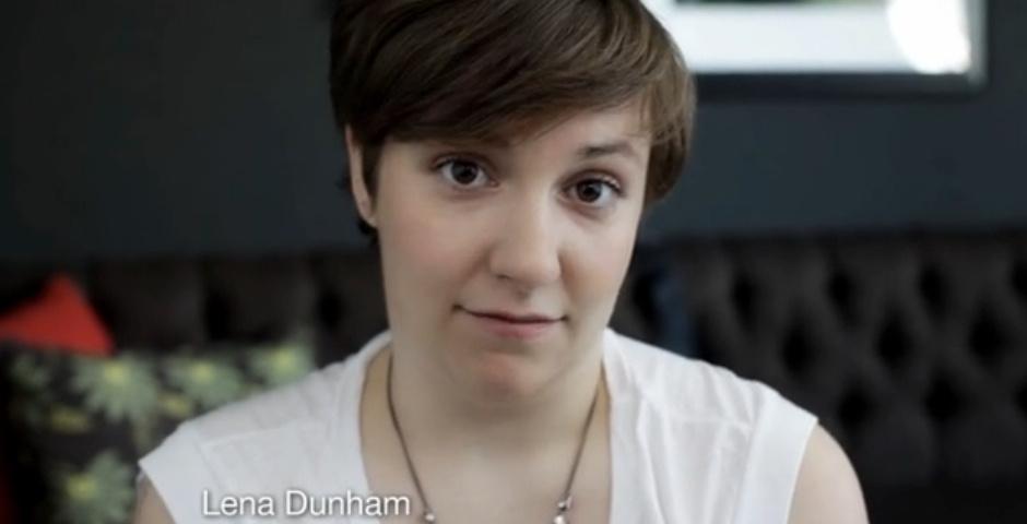 Webby Award Nominee - Lena Dunham for Obama for America \