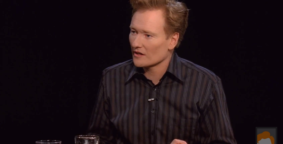 Nominee - Serious Jibber Jabber with Conan O'Brien