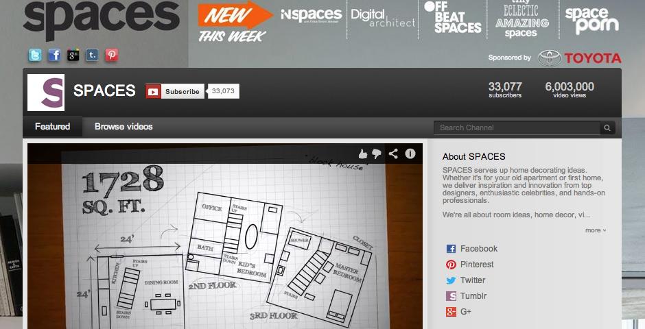 Nominee - Spaces