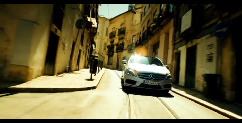 Webby Award Nominee - MERCEDES YOU DRIVE