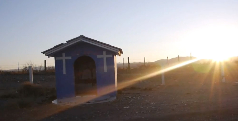 2013 Webby Winner - The Mexican Mormon War