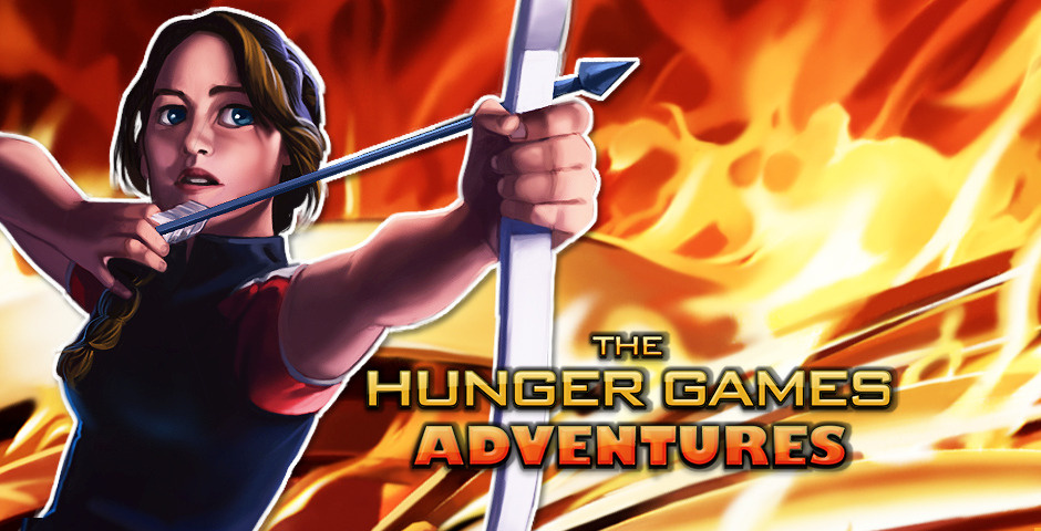 People's Voice / Webby Award Winner - The Hunger Games Adventures