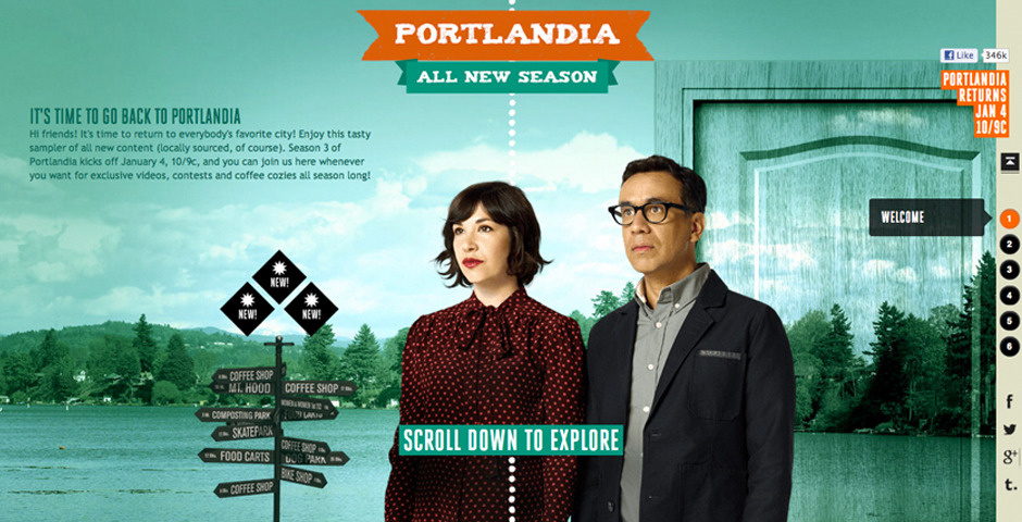 Nominee - Portlandia: All New Season