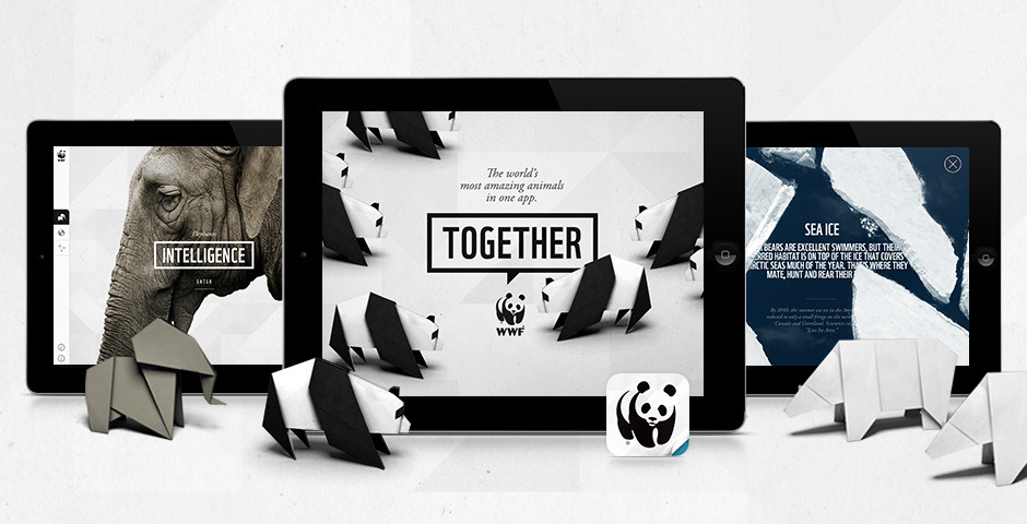 Nominee - WWF Together App