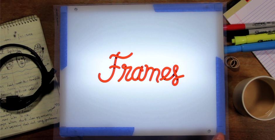 Nominee - Pitchfork's Frames