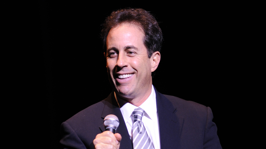 Webby Award Winner - Jerry Seinfeld