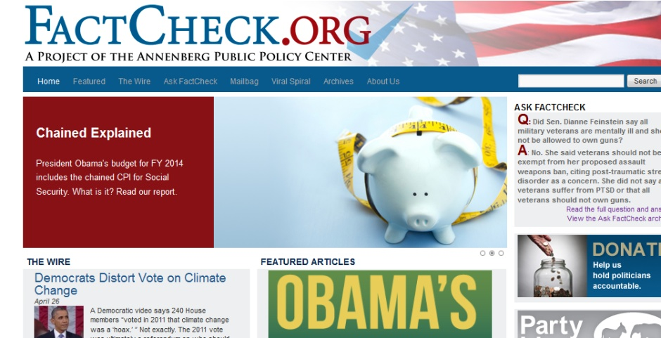 People's Voice - FactCheck.org