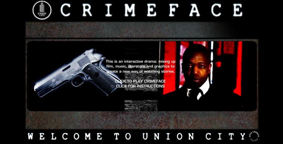 2008 Webby Winner - Crimeface