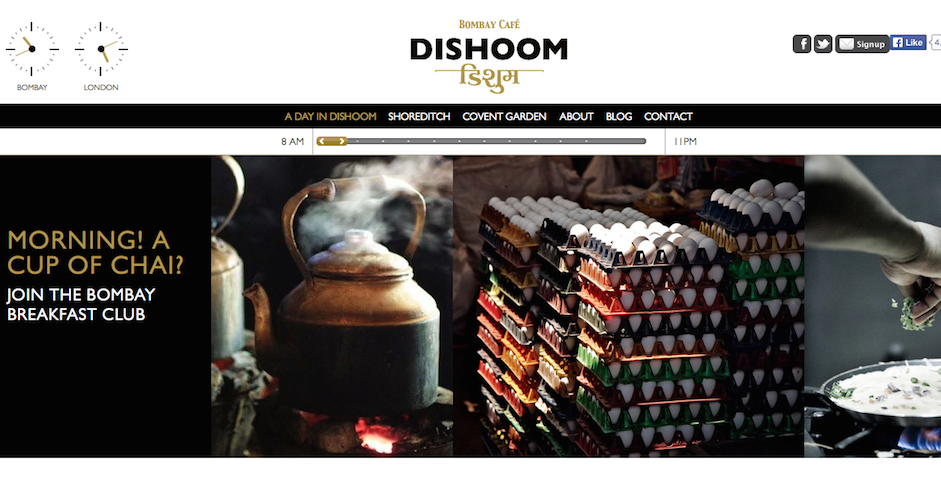 Nominee - Dishoom