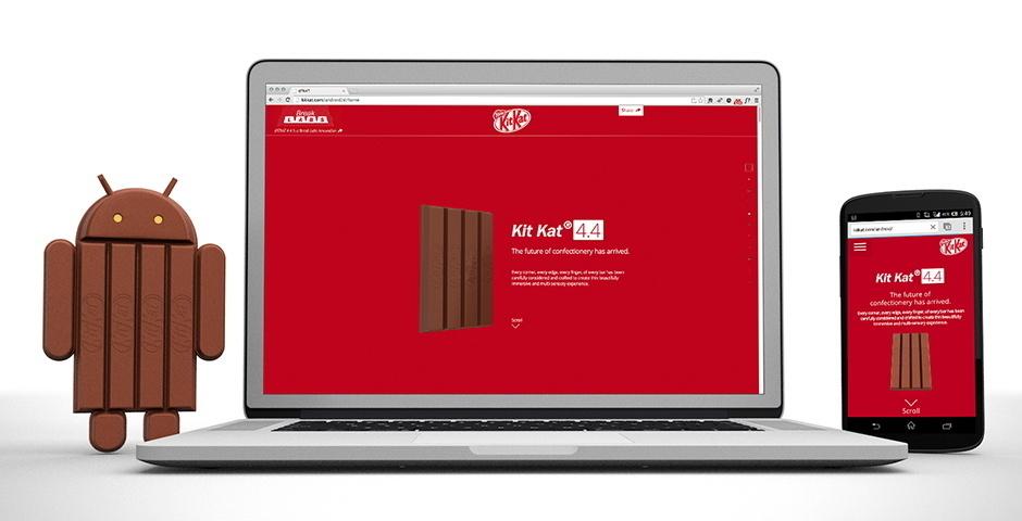 2014 Webby Winner - Welcome To Kit Kat 4.0
